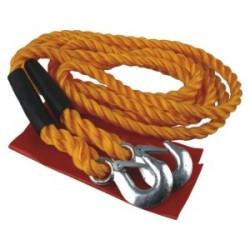 Ťažné lano s karabínou