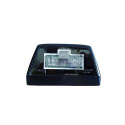 Osvetlenie ŠPZ-dioda čierna