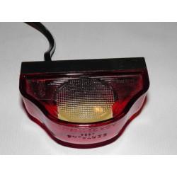 Osvetlenie ŠPZ - červené LED