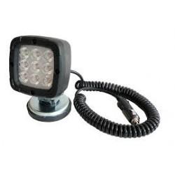 Pracovná lampa   9-LED  FT-036 s magnetom