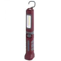 Pracovná lampa  5 + 1 SMD LED Li-Ion.